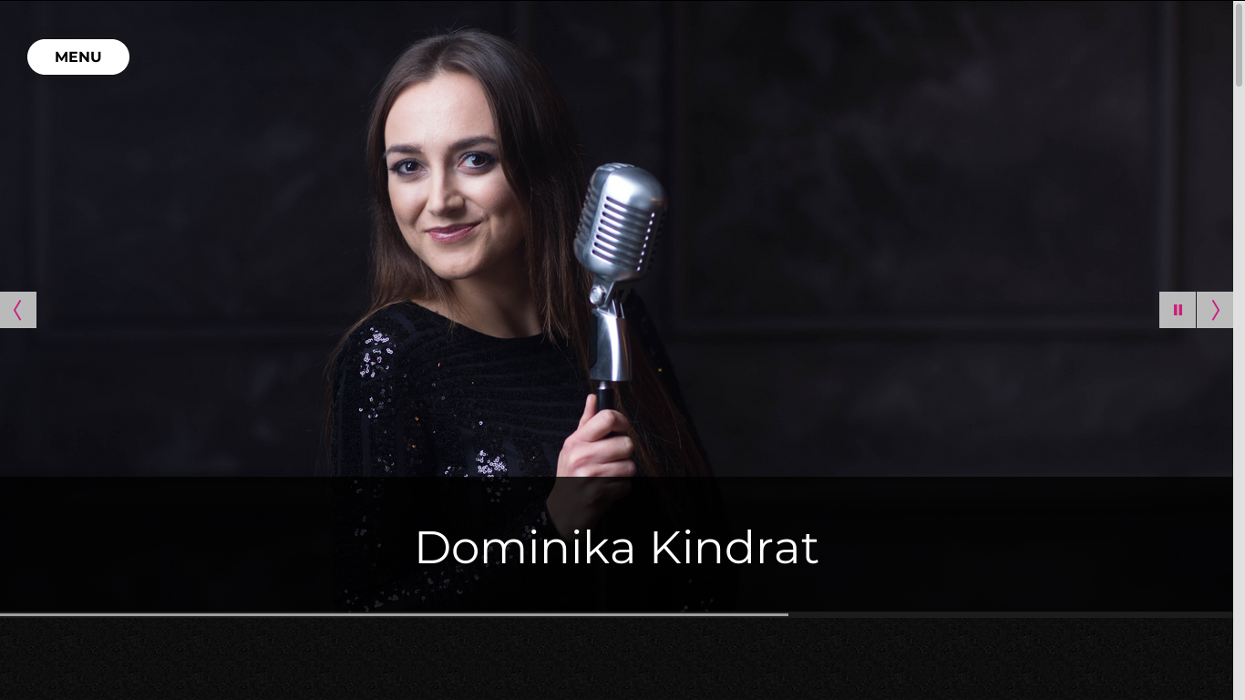 Dominika Kindrat Vocal Studio